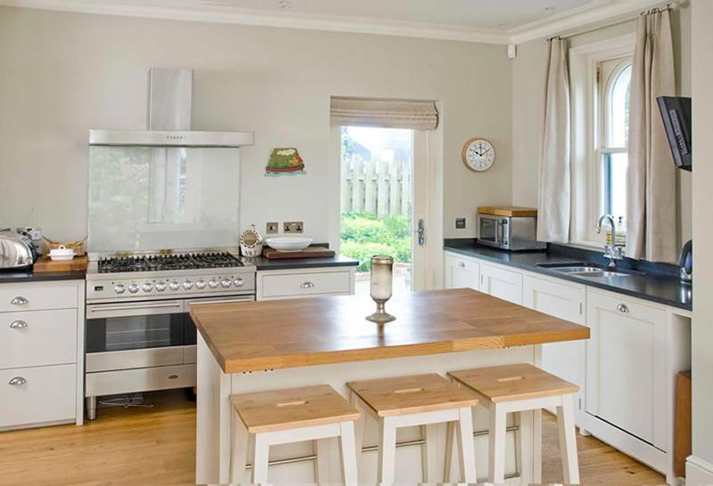 Best ideas about Small Kitchen Ideas With Islands . Save or Pin 51 Awesome Small Kitchen With Island Designs Page 2 of 10 Now.