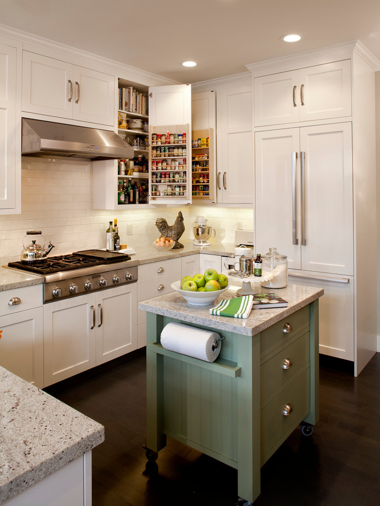 Best ideas about Small Kitchen Ideas With Islands . Save or Pin 15 Stunning Small Kitchen Island Design Ideas Now.