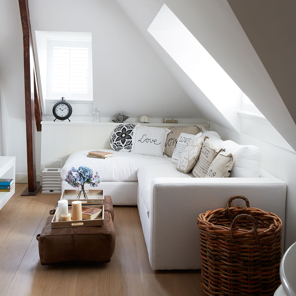 Best ideas about Small Living Room . Save or Pin Small living room ideas – Small living room design – small Now.