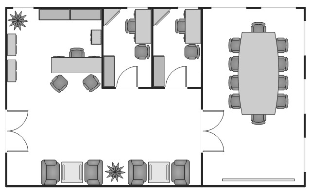 Best ideas about Small Office Floor Plan . Save or Pin fice Layout Plans fice Layout Now.