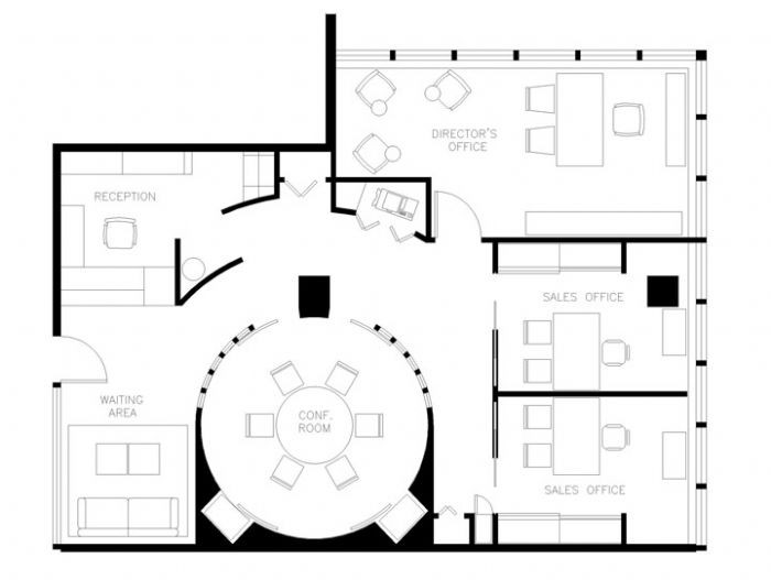 Best ideas about Small Office Floor Plan . Save or Pin Small fice Plans PDF Woodworking Now.