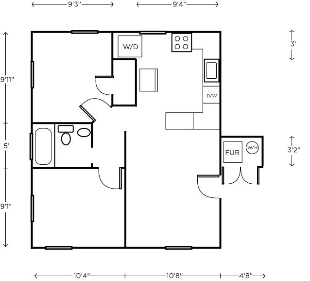 Best ideas about Small Office Floor Plan . Save or Pin 17 Best 1000 Ideas About fice Floor Plan Pinterest Now.