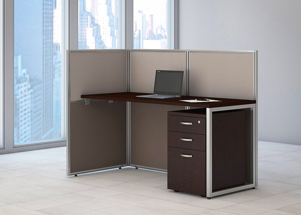 Best ideas about Small Office Furniture . Save or Pin 24x60 Small fice Furniture with Storage Now.