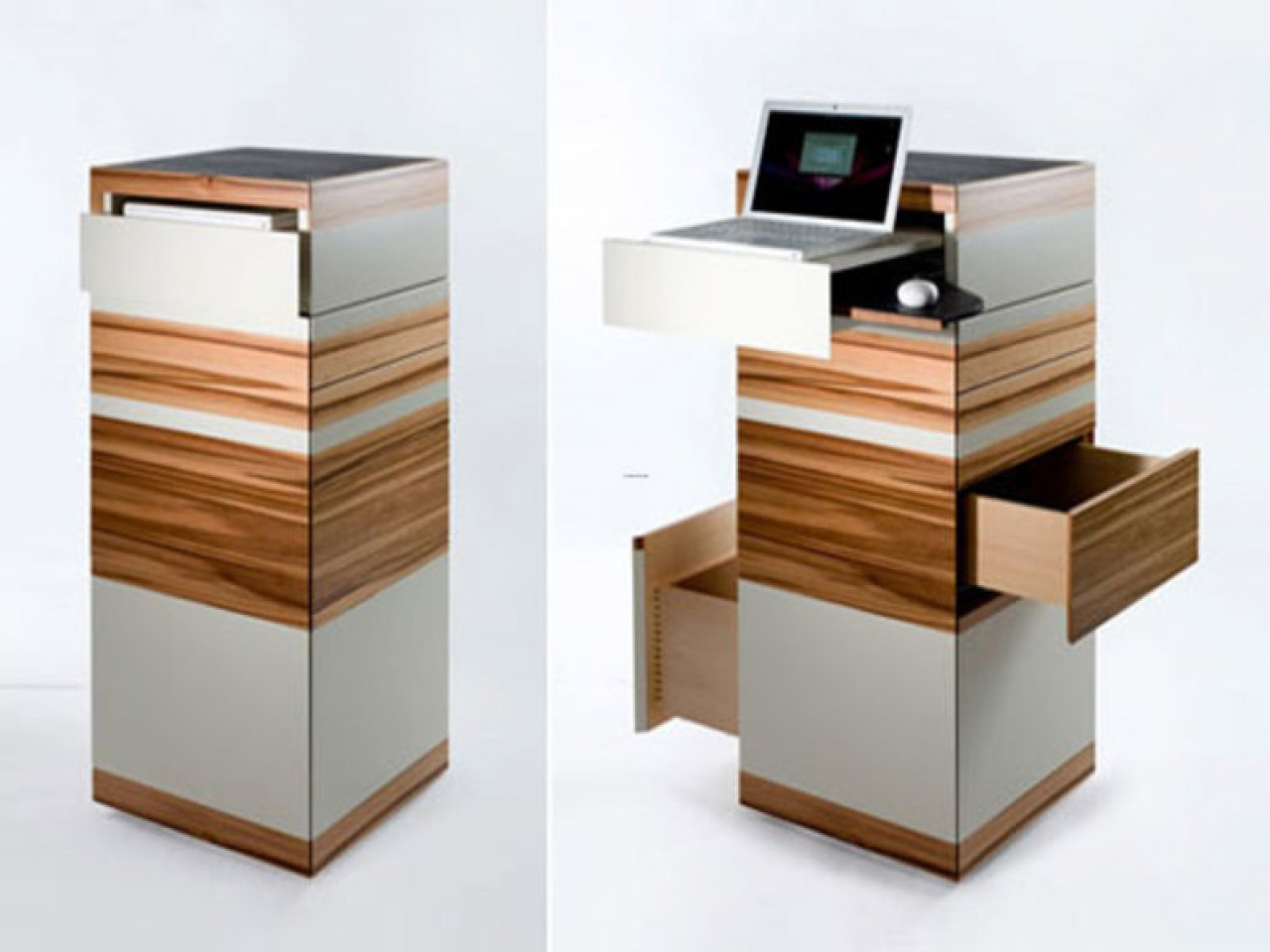 Best ideas about Small Office Furniture . Save or Pin Modular office tables ikea office furniture small modular Now.