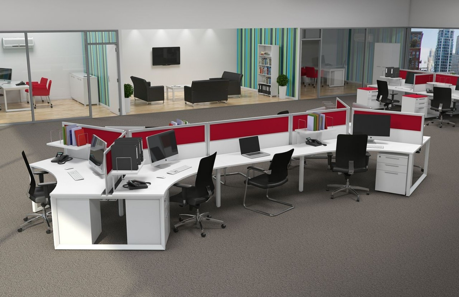 Best ideas about Small Office Furniture . Save or Pin Home fice Small fice Designs Great Home fices fice Now.