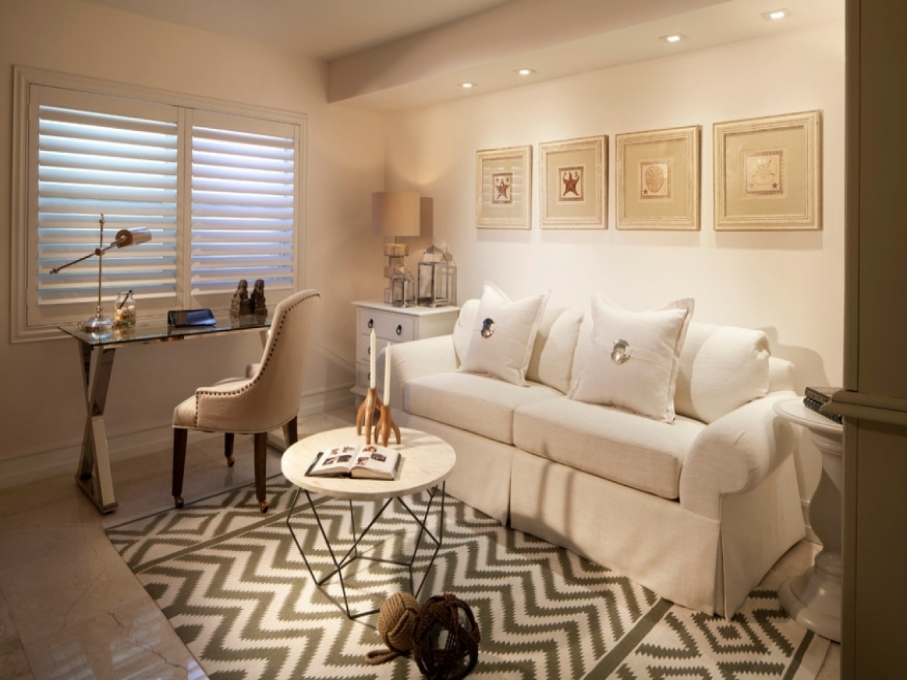 Best ideas about Small Office Guest Room Ideas . Save or Pin Guest room decor ideas small home office guest room ideas Now.