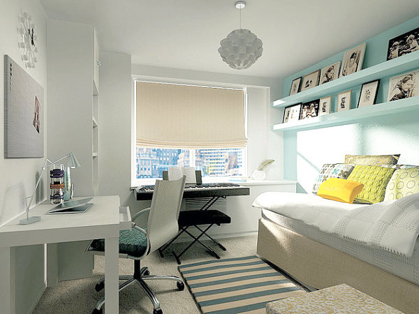 Best ideas about Small Office Guest Room Ideas . Save or Pin Guest Room Decorating Ideas for a Dual Purpose Space Now.