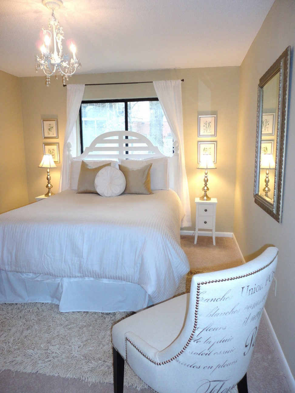 Best ideas about Small Office Guest Room Ideas . Save or Pin Guest room decor ideas really small guest room office Now.