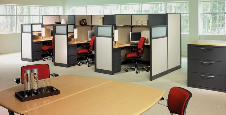 Best ideas about Small Office Space Design . Save or Pin fice Arrangement Ideas Now.