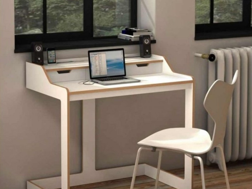 Best ideas about Small Office Table . Save or Pin New Small fice Desk Design Small fice Desk Style Now.