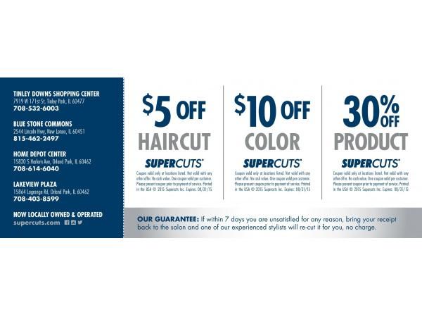 Smart Style Coupons For Haircuts  Walmart Haircut Coupon Nov 2015