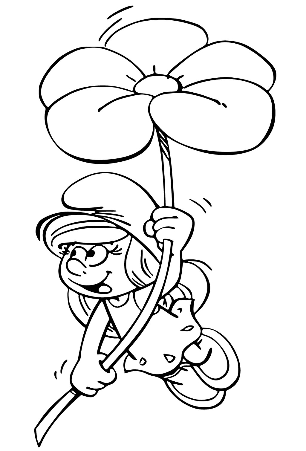Smurf Coloring Pages  Top 11 Smurfs The Lost Village 2017 Coloring Pages