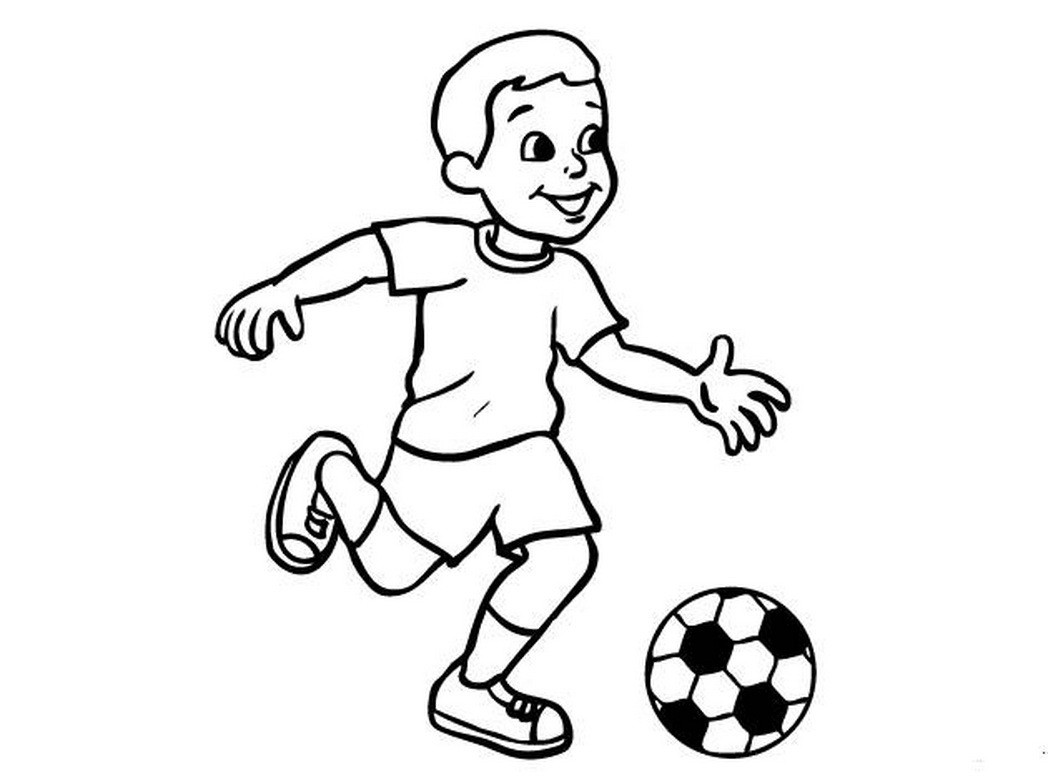 Soccer Coloring Pages For Boys  soccer coloring pages for boys Coloring Pages for