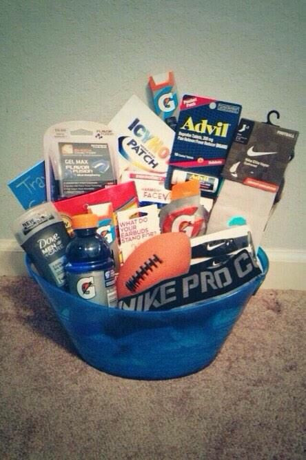 Soccer Gift Ideas For Boyfriend  Cool t idea for an athlete