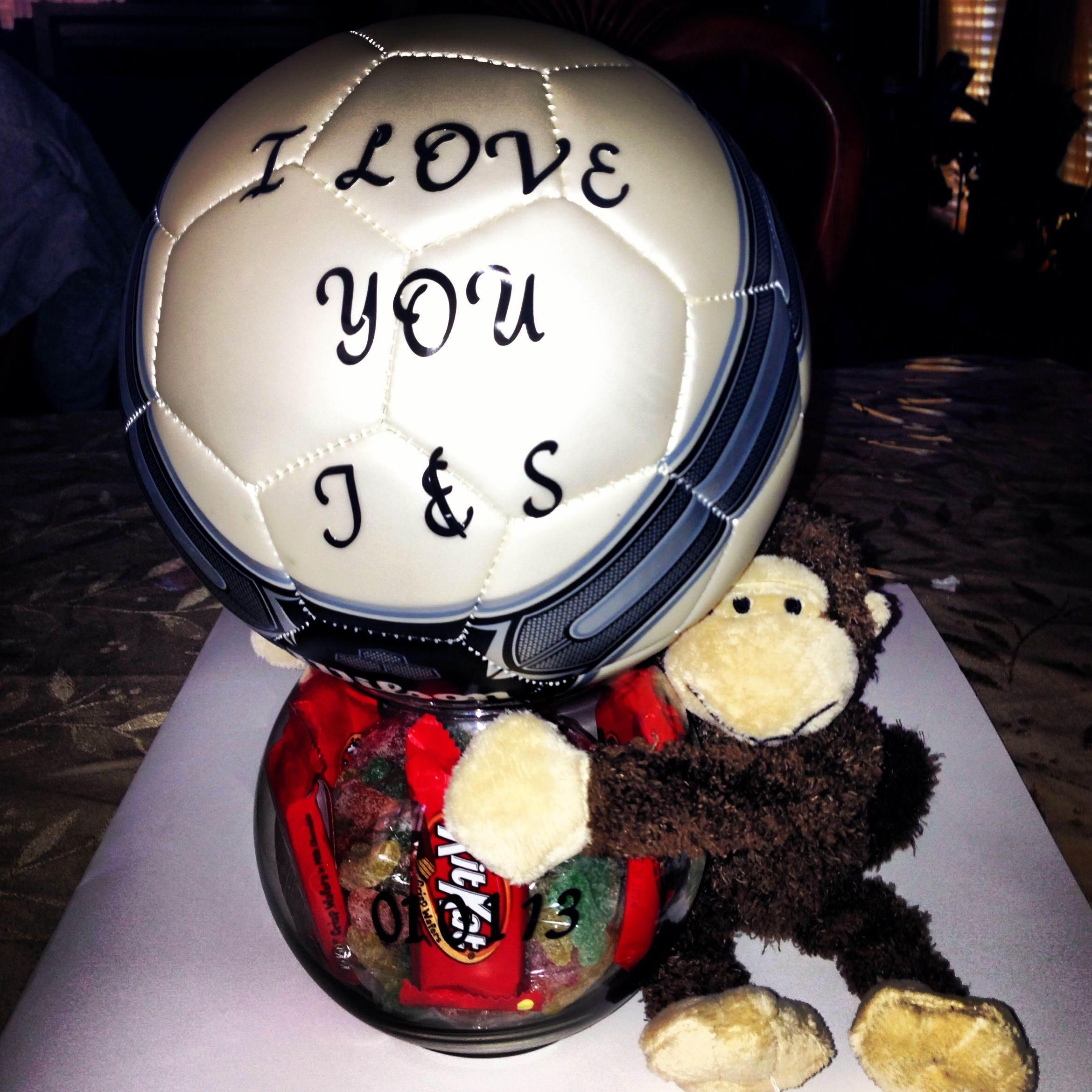 Soccer Gift Ideas For Boyfriend  It s a soccer thing