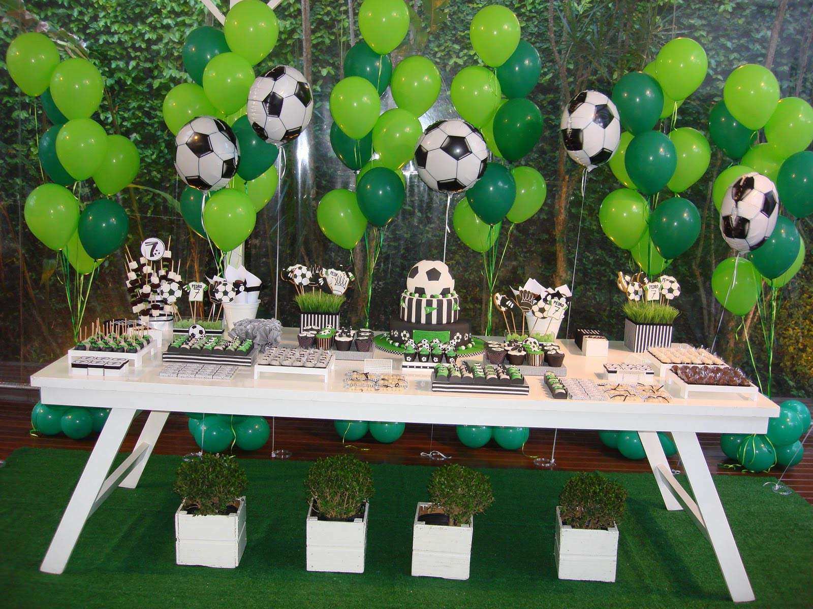 Best ideas about Soccer Theme Birthday Party . Save or Pin Soccer Birthday Party Favor Ideas Now.