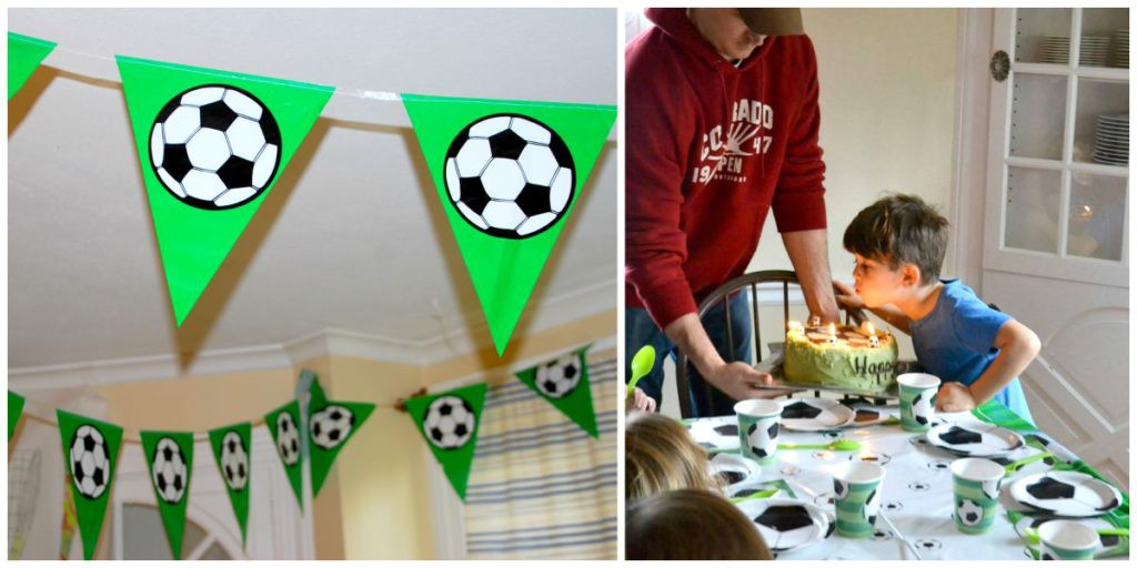 Best ideas about Soccer Theme Birthday Party . Save or Pin Soccer Themed Birthday Party Homegrown Friends Now.