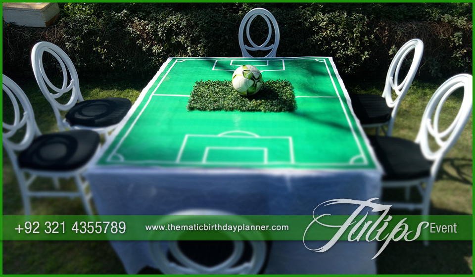 Best ideas about Soccer Theme Birthday Party . Save or Pin Top 20 Best Boys Party Themes decor ideas in Pakistan Now.