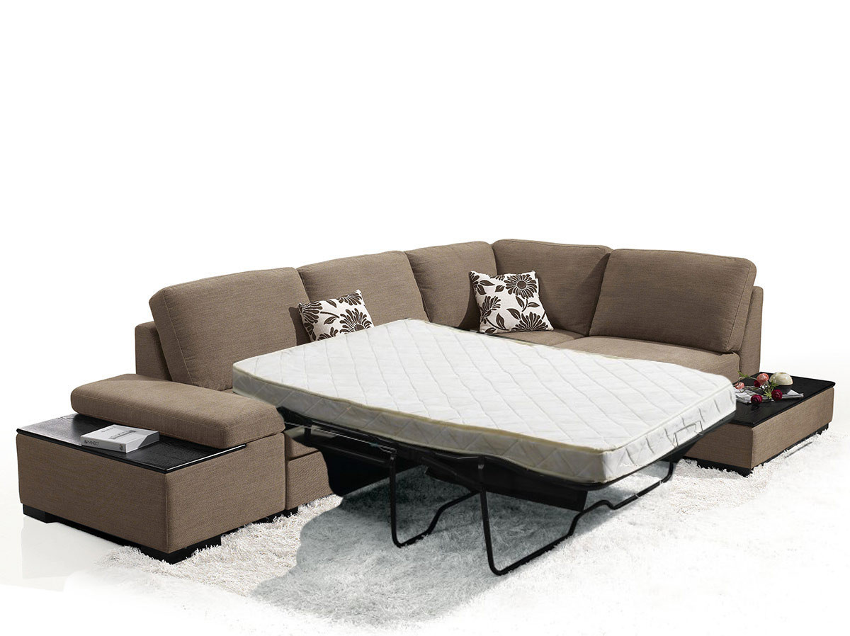 Best ideas about Sofa Bed Sectional . Save or Pin Risto Modern Sectional Sofa Bed Now.