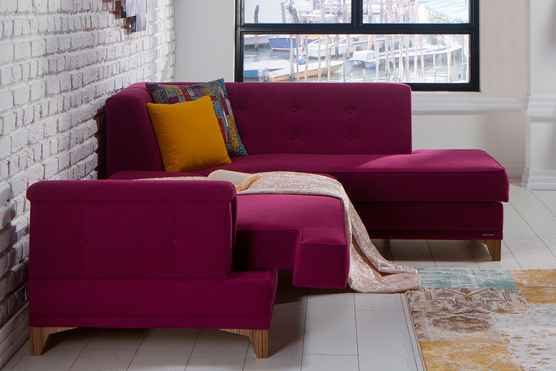 Best ideas about Sofa Bed Sectional . Save or Pin Sectional Purple Sofa Bed Calida Now.