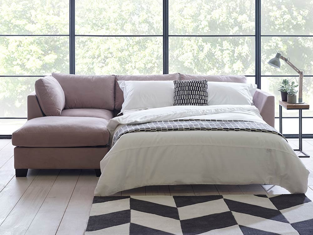 Best ideas about Sofa Bed Sectional . Save or Pin Isabelle Sofa Bed Chaise Sectional Now.