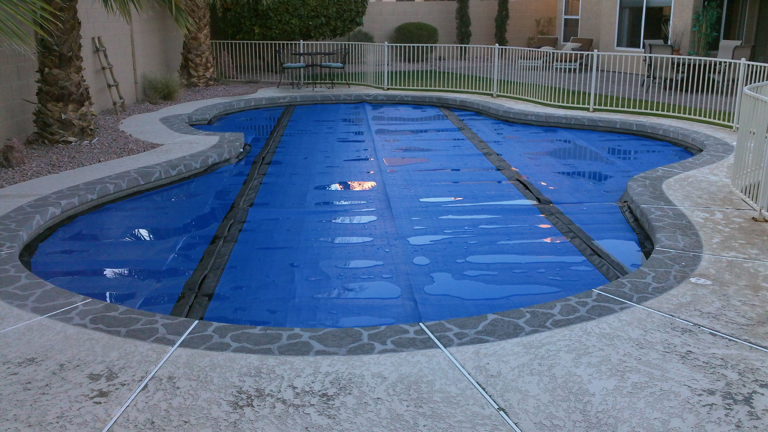 Best ideas about Solar Covers For Inground Pool . Save or Pin Diy Inground Pool Cover Reel Diy Do It Your Self Now.