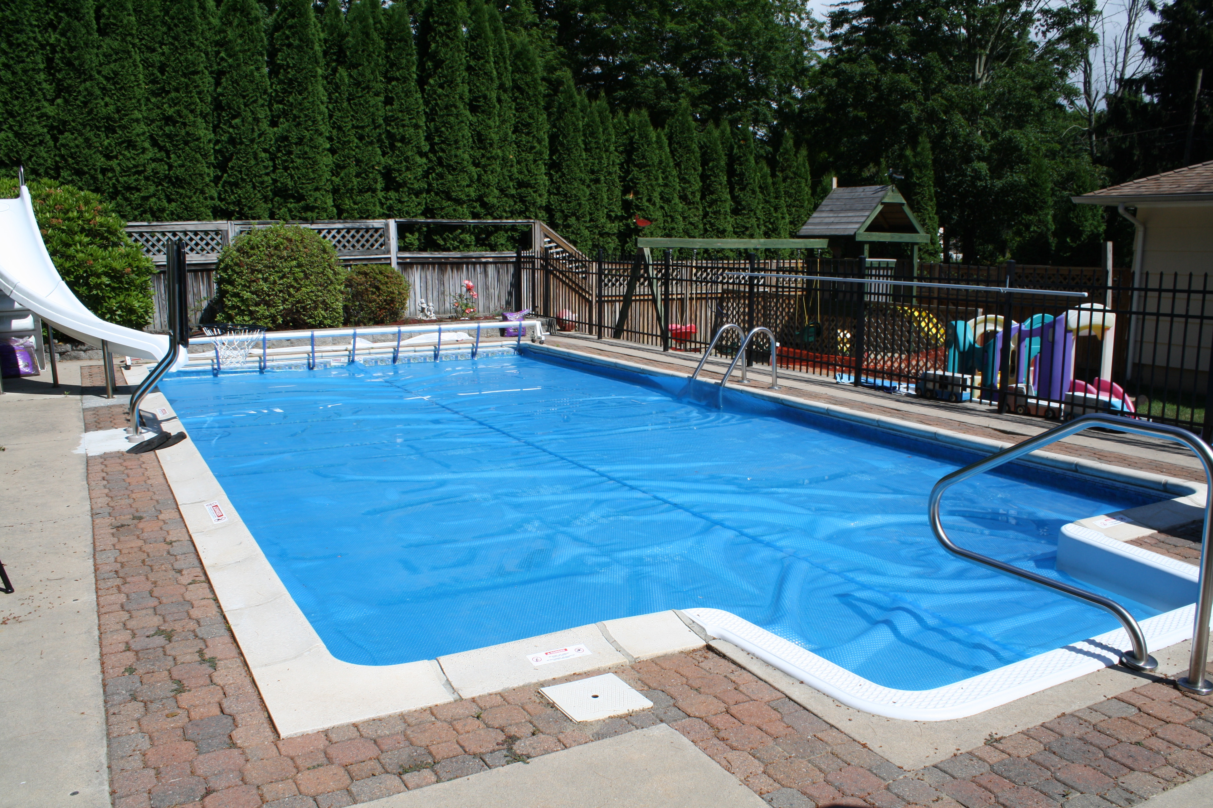 Best ideas about Solar Covers For Inground Pool . Save or Pin Spas & Pools Unlimited Inc Pools Now.