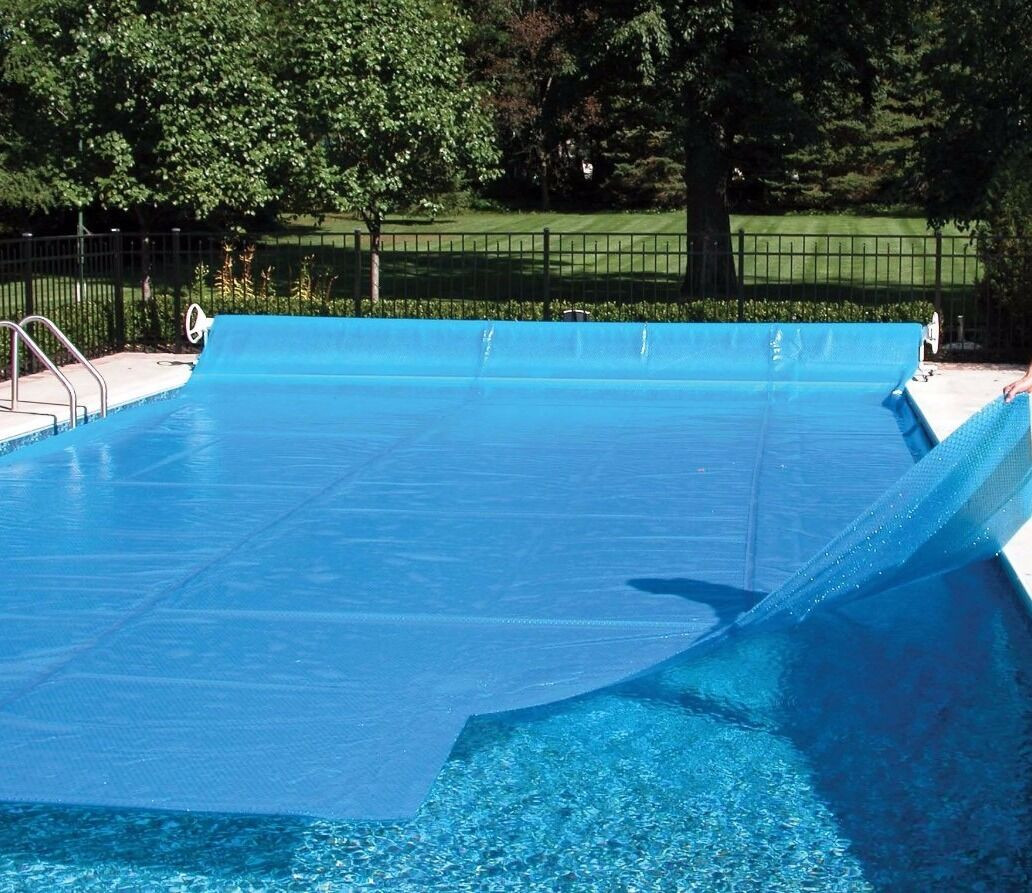 Best ideas about Solar Covers For Inground Pool . Save or Pin Inground Swimming Pool Rectangular & round Solar Blanket Now.