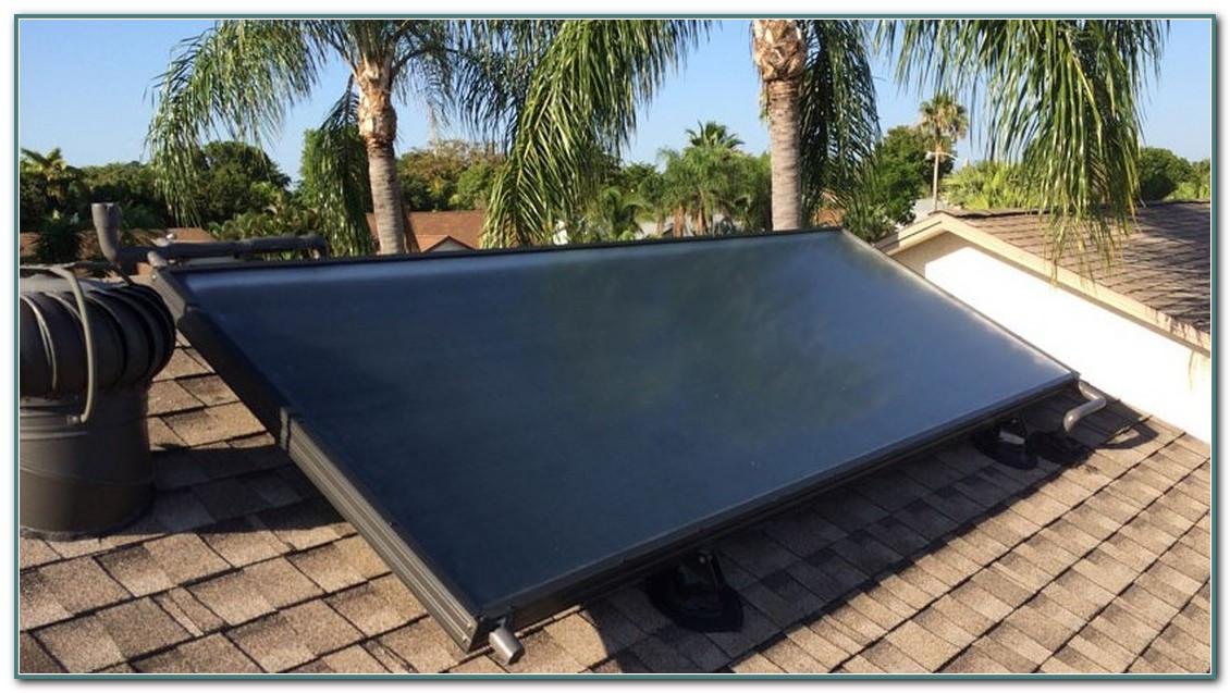Solar Pool Heater DIY  Solar Pool Heater Inground Diy Pools Home Decorating
