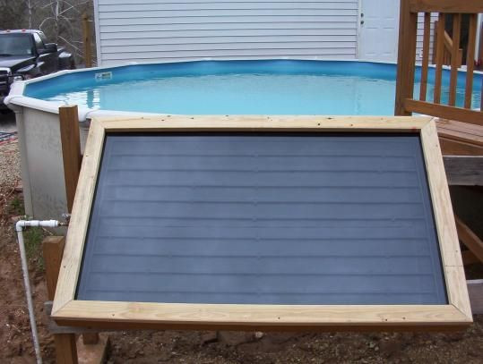 Solar Pool Heater DIY  Do It Yourself Solar Swimming Pool Heater 12 Steps with
