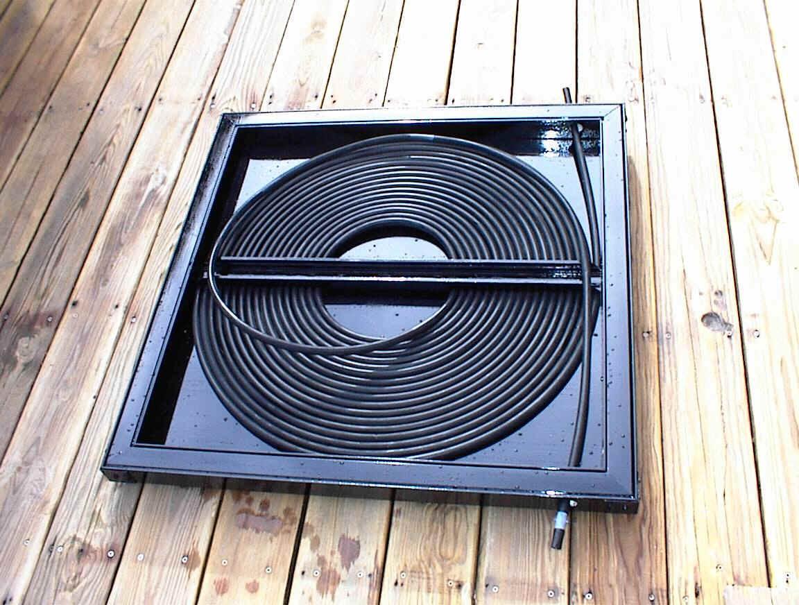 Solar Pool Heater DIY  The Advantages of Pool Solar Heater
