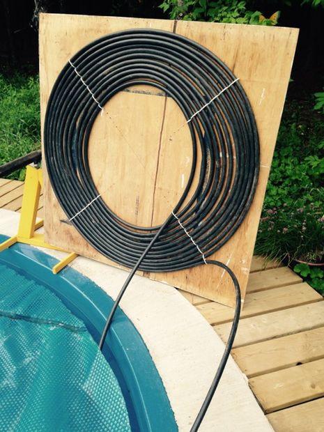 Solar Pool Heater DIY  10 DIY Solar Pool Heaters An Efficient Way to Heat Your