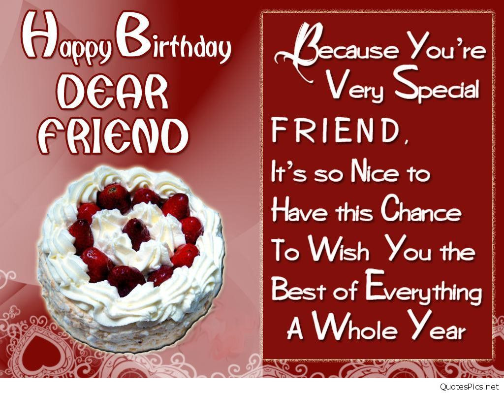 Best ideas about Special Birthday Wishes . Save or Pin Happy Birthday wallpaper wishes greetings 2017 Now.