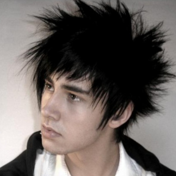Spiky Hairstyles For Medium Length Hair  Men s Medium Hairstyles and How To Style Them
