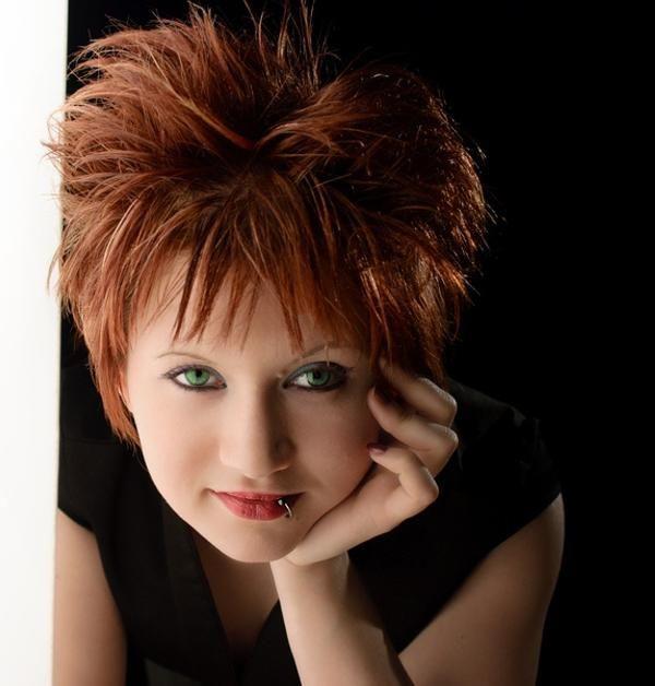 Spiky Hairstyles For Medium Length Hair  Medium Length Spiky Haircuts