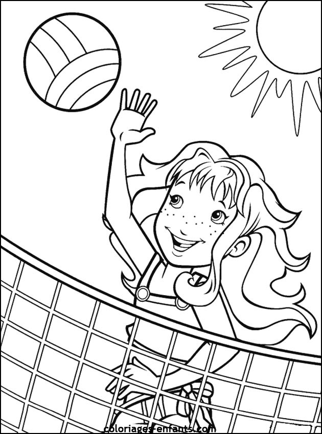 Sports Coloring Pages For Kids  Free Printable Sports Coloring Pages For Kids