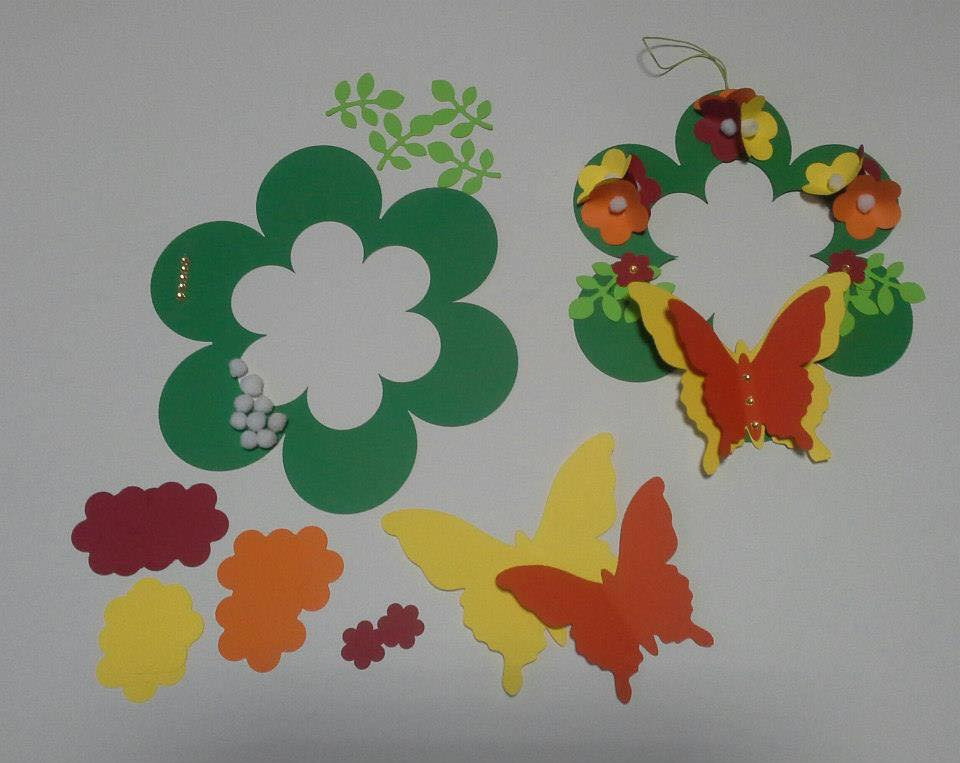Spring Craft For Preschoolers  easy spring crafts for toddlers and preschoolers 5