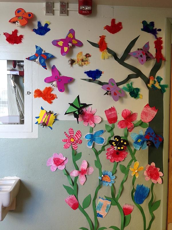 Spring Craft For Preschoolers  spring crafts for kids to make craftshady craftshady