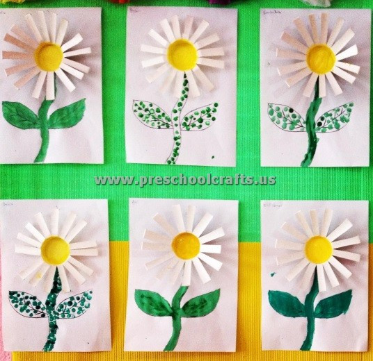 Best ideas about Spring Crafts For Preschoolers . Save or Pin spring craft ideas for preschool Preschool Crafts Now.