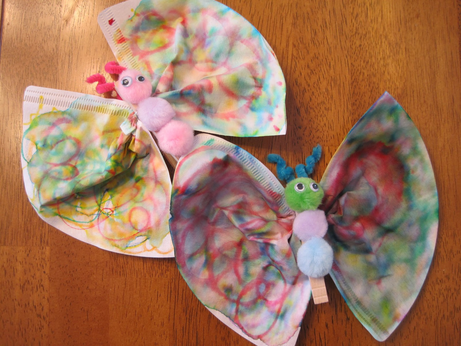 Best ideas about Spring Crafts For Preschoolers . Save or Pin Savvy Spending Easy Spring Craft for preschoolers Now.