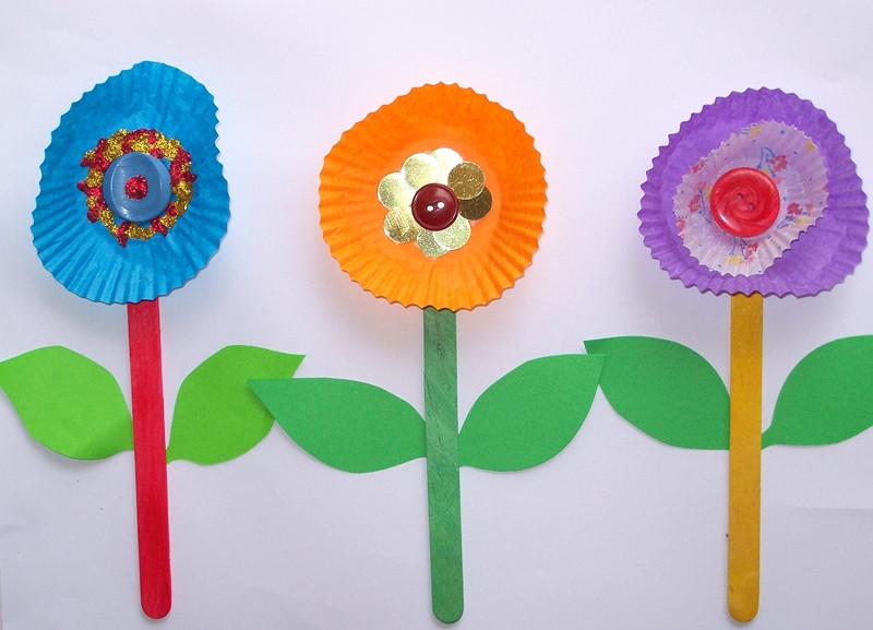 Best ideas about Spring Crafts For Preschoolers . Save or Pin easy preschool spring crafts craftshady craftshady Now.