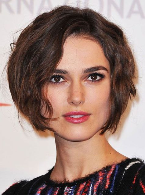Square Face Hairstyles  Short Hairstyles for Square Faces – Haircuts & Wigs