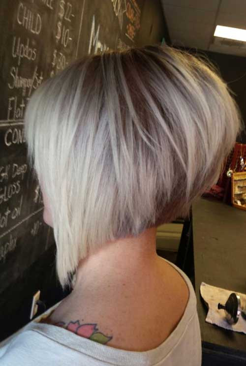 Stacked Bob Hairstyles  15 Stacked Bob Haircuts