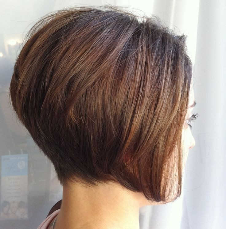 Stacked Bob Hairstyles  16 Chic Stacked Bob Haircuts Short Hairstyle Ideas for