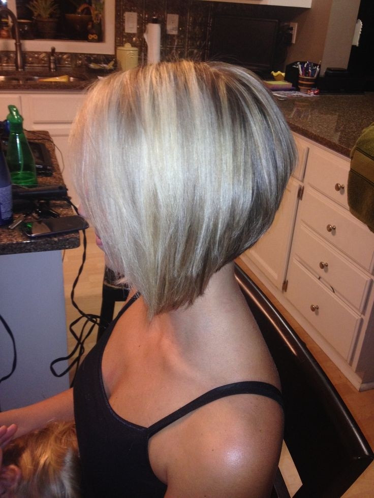 Stacked Bob Hairstyles  30 Short Bob Hairstyles For Women 2015