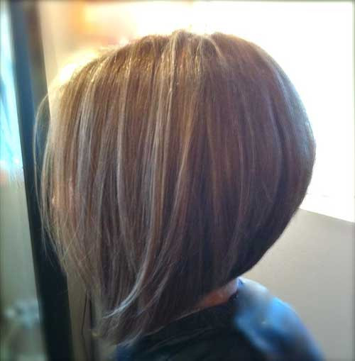 Stacked Bob Hairstyles  35 Short Stacked Bob Hairstyles
