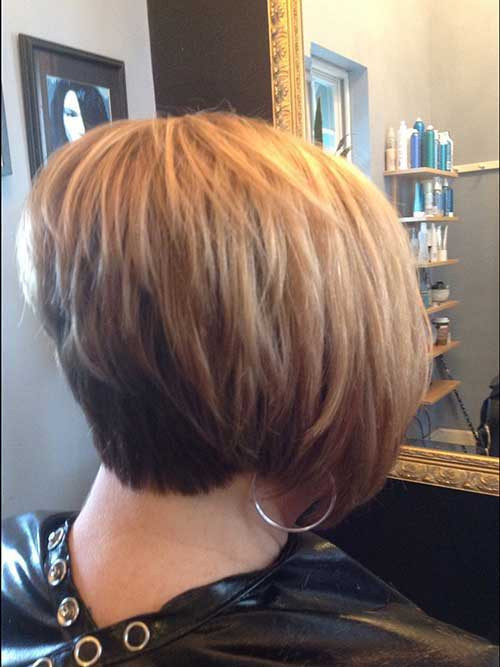 Stacked Bob Hairstyles  Popular Stacked Bob Haircut