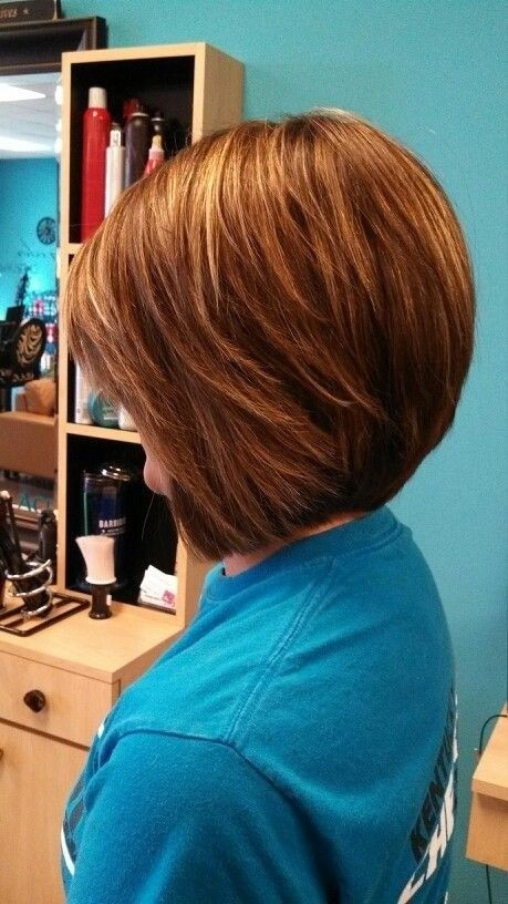Stacked Bob Hairstyles  30 Super Hot Stacked Bob Haircuts Short Hairstyles for