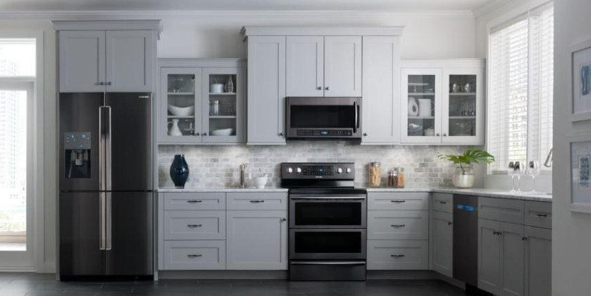 Best ideas about Stainless Steel Kitchen Decor . Save or Pin Black Stainless Steel Is A Sleek New Kitchen Décor Trend Now.