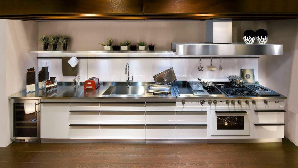 Best ideas about Stainless Steel Kitchen Decor . Save or Pin 21 Awesome Stainless Steel Kitchen design Ideas Now.